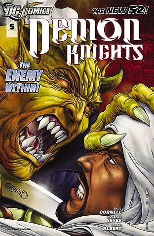 Demon Knights (2011-2013) No.5