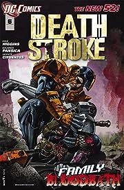 Deathstroke (2011-2013) #6