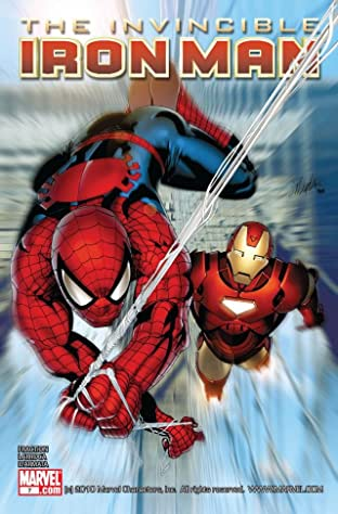 Invincible Iron Man (2008-2012) #7