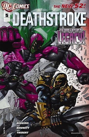 Deathstroke (2011-2013) #5