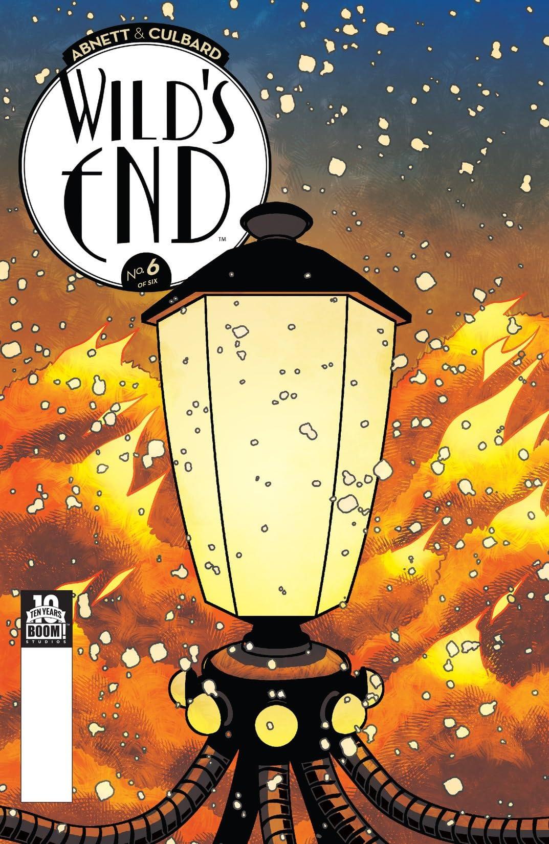 Wild's End #6