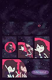 Adventure Time: Marceline Gone Adrift #2