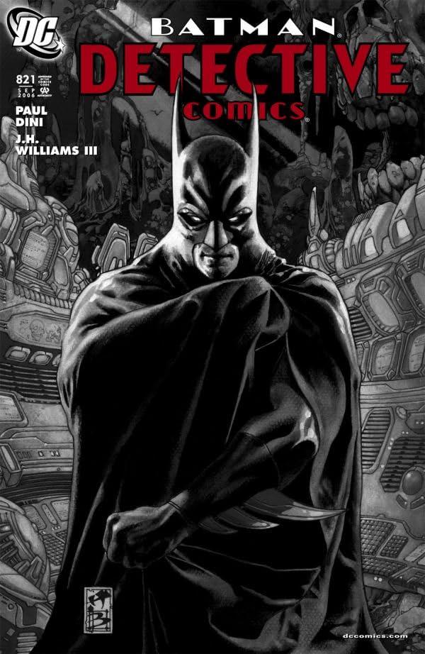 Detective Comics (1937-2011) #821
