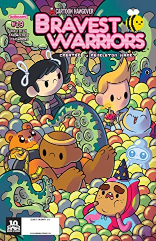 Bravest Warriors #29