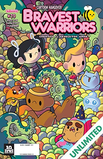Bravest Warriors #29