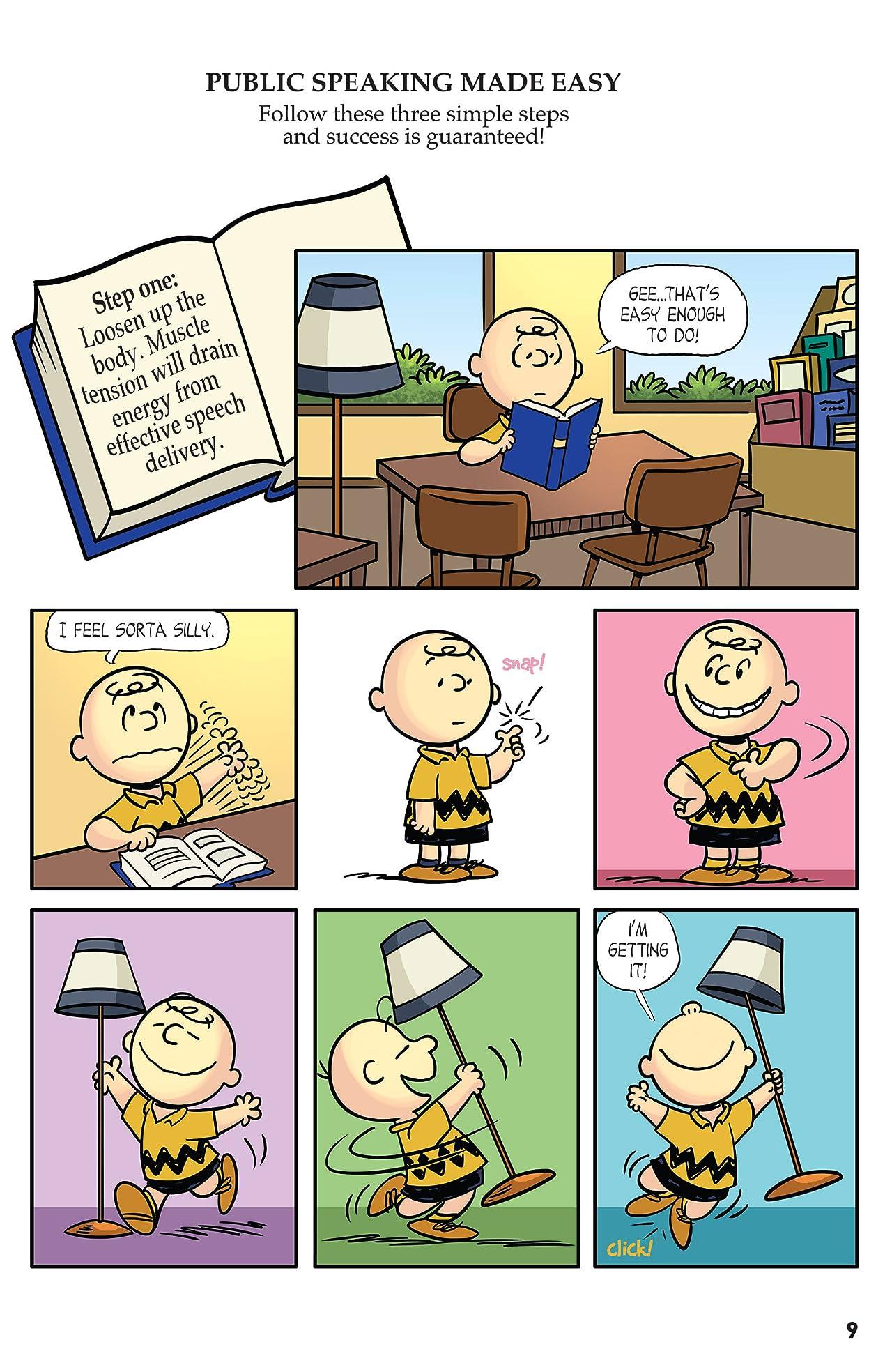Peanuts Vol. 5