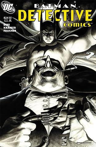 Detective Comics (1937-2011) #824