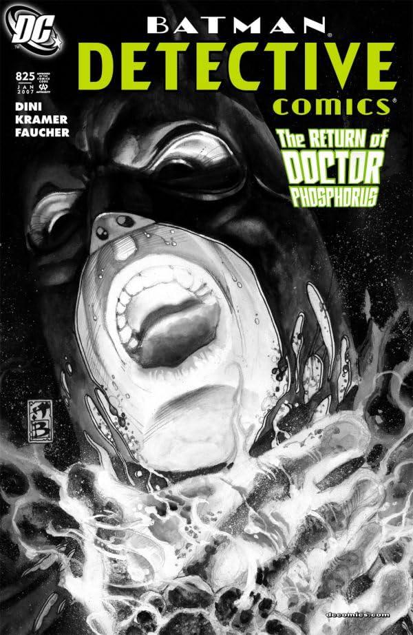 Detective Comics (1937-2011) #825