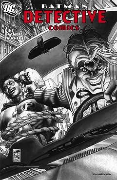 Detective Comics (1937-2011) #826