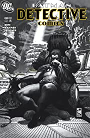 Detective Comics (1937-2011) #828