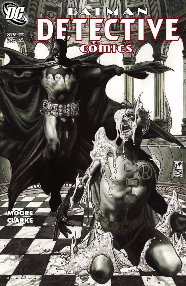 Detective Comics (1937-2011) #829