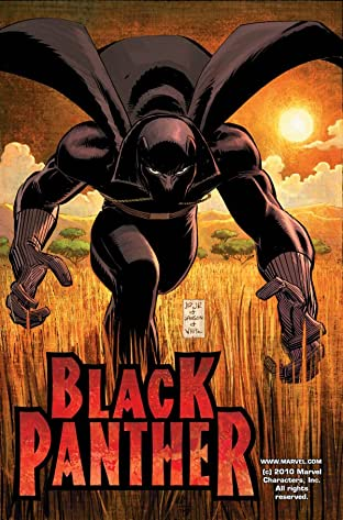 Black Panther (2005-2008) No.1