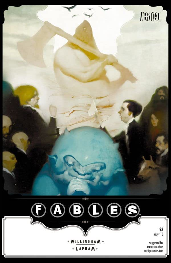 Fables #93