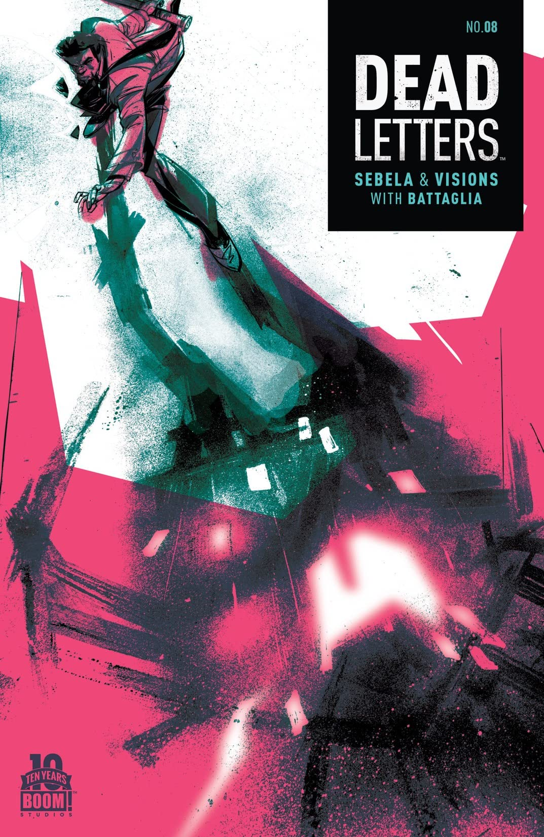 Dead Letters #8