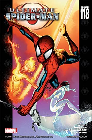 Ultimate Spider-Man (2000-2009) #118