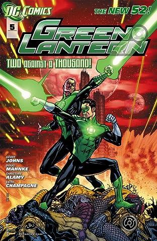 Green Lantern (2011-2016) #5
