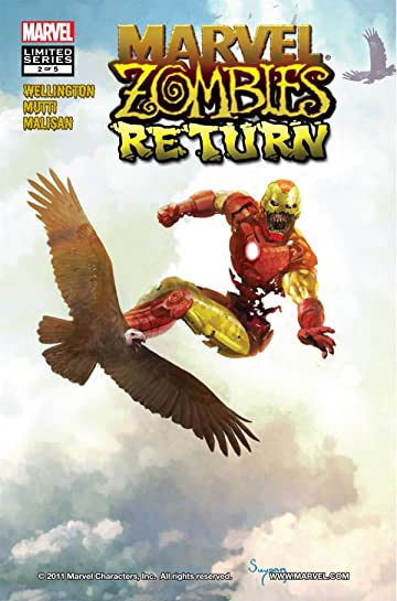 Marvel Zombies Return #2