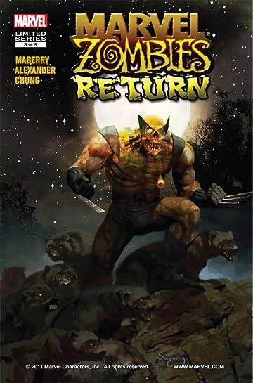 Marvel Zombies Return #3