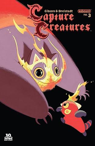 Capture Creatures No.3