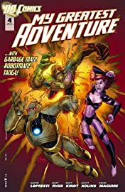 My Greatest Adventure (2011-2012) #4 (of 6)