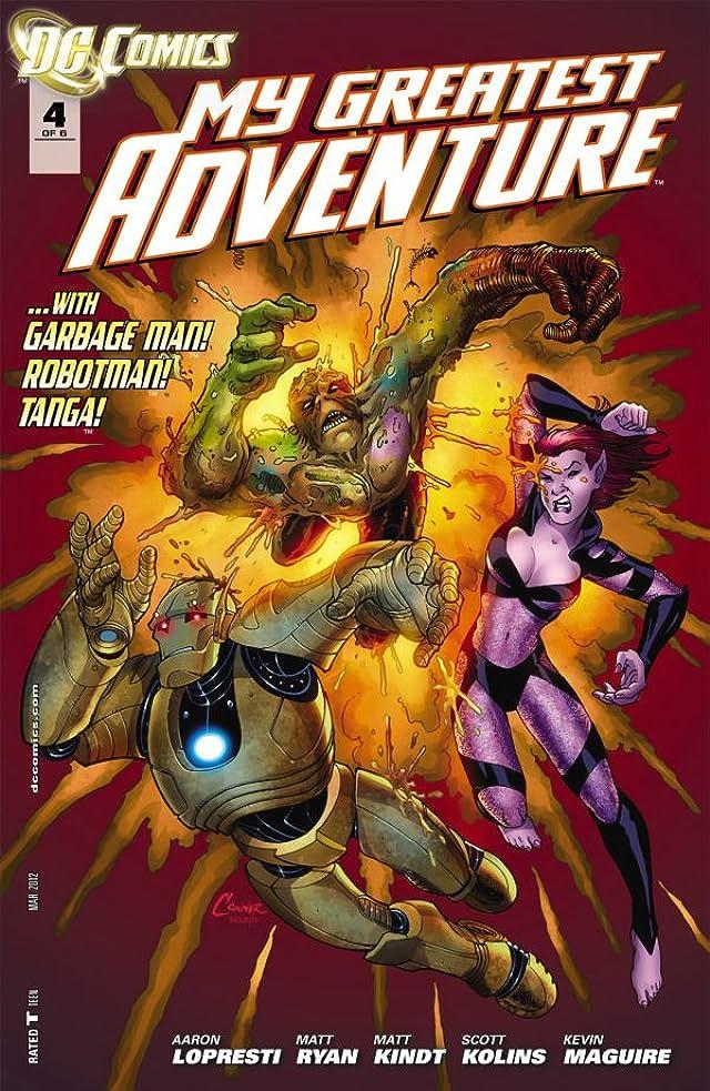My Greatest Adventure (2011-2012) #4