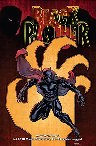 Black Panther (2005-2008) No.3