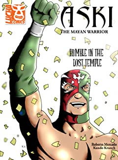 Aski - Rumble in the Lost Temple No.1