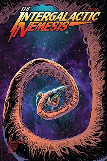 The Intergalactic Nemesis #6