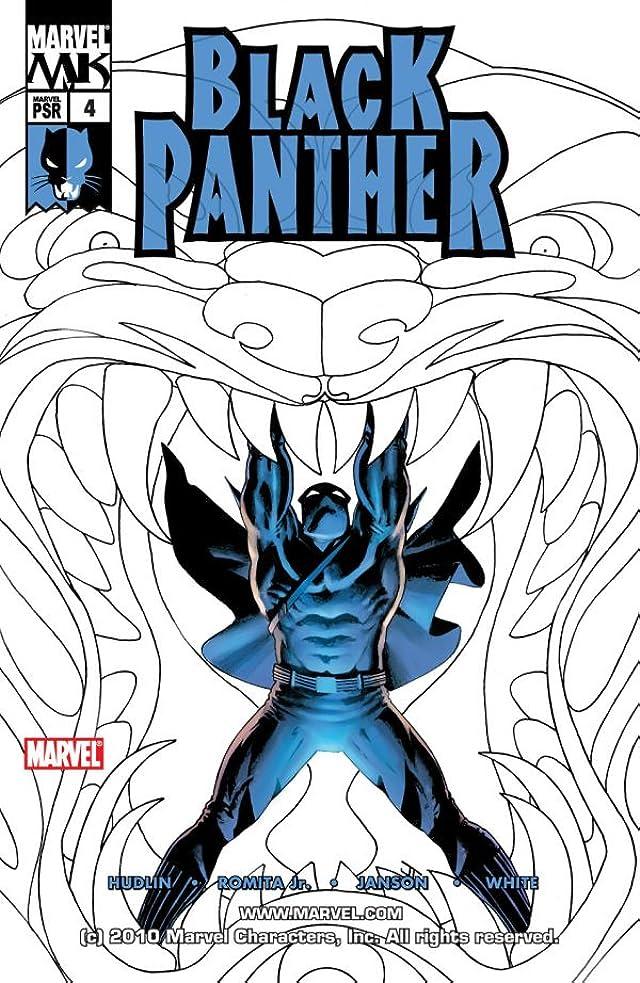 Black Panther (2005-2008) #4