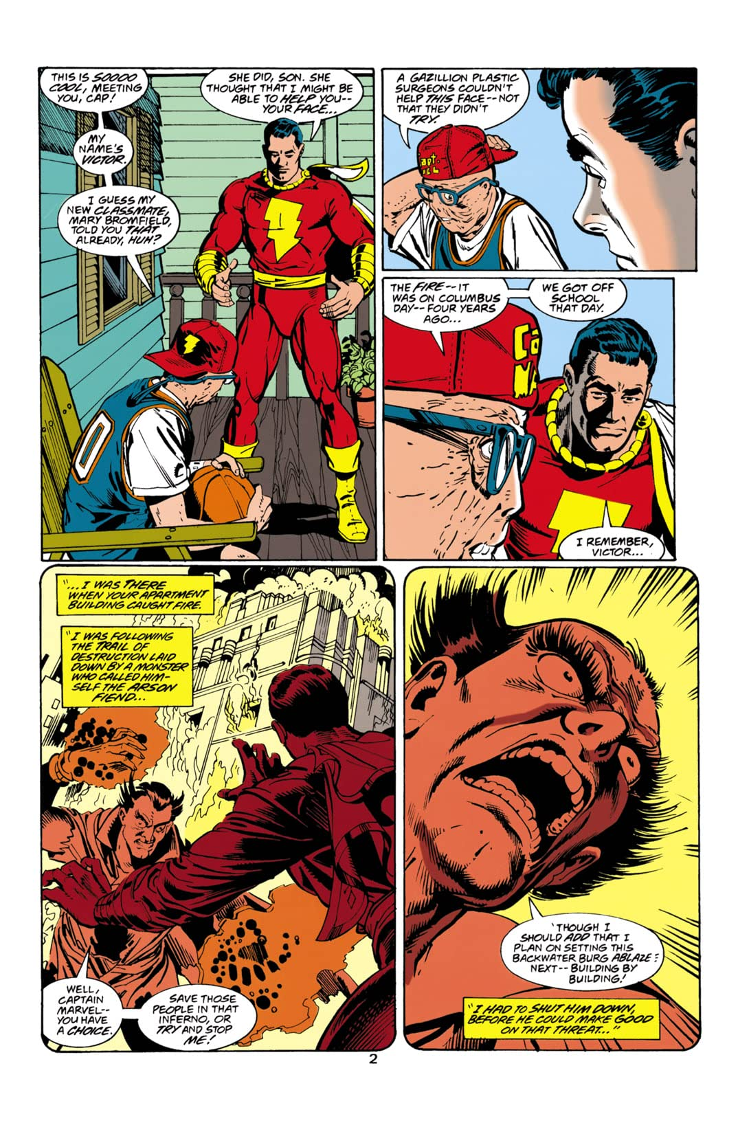 The Power of Shazam (1995-1999) #33