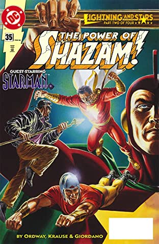 The Power of Shazam (1995-1999) #35