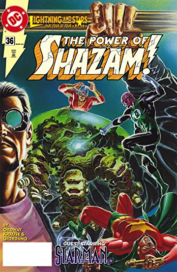 The Power of Shazam (1995-1999) #36
