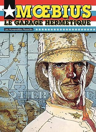 Moebius Oeuvres: Le Garage hermétique USA