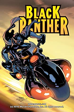 Black Panther (2005-2008) No.5