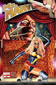 Ms. Marvel (2006-2010) #20