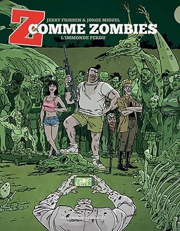 Z comme Zombies Vol. 2: L'Immonde Perdu