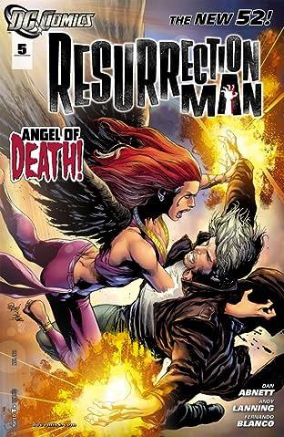 Resurrection Man (2011-2012) #5