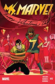 Ms. Marvel (2014-2015) #12