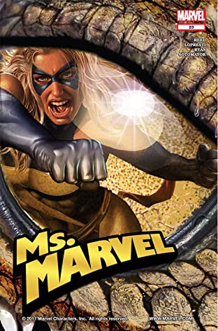 Ms. Marvel (2006-2010) #23