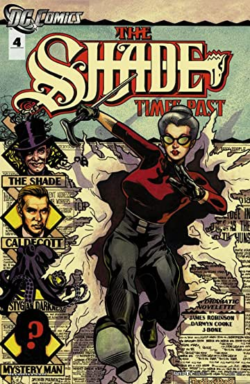 The Shade (2011-2012) #4 (of 12)