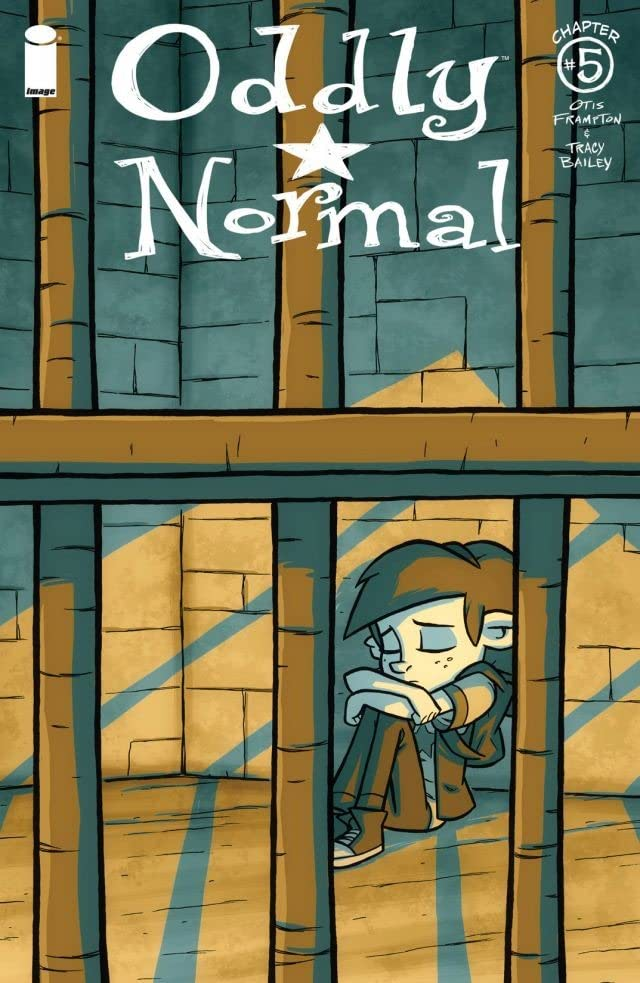 Oddly Normal #5
