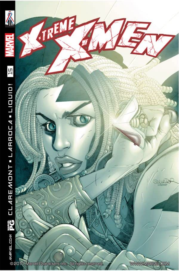 X-Treme X-Men (2001-2003) #15