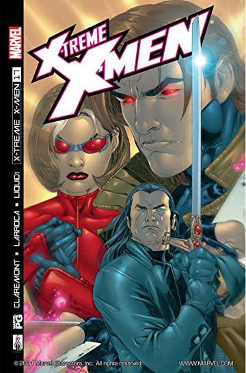 X-Treme X-Men (2001-2003) #17