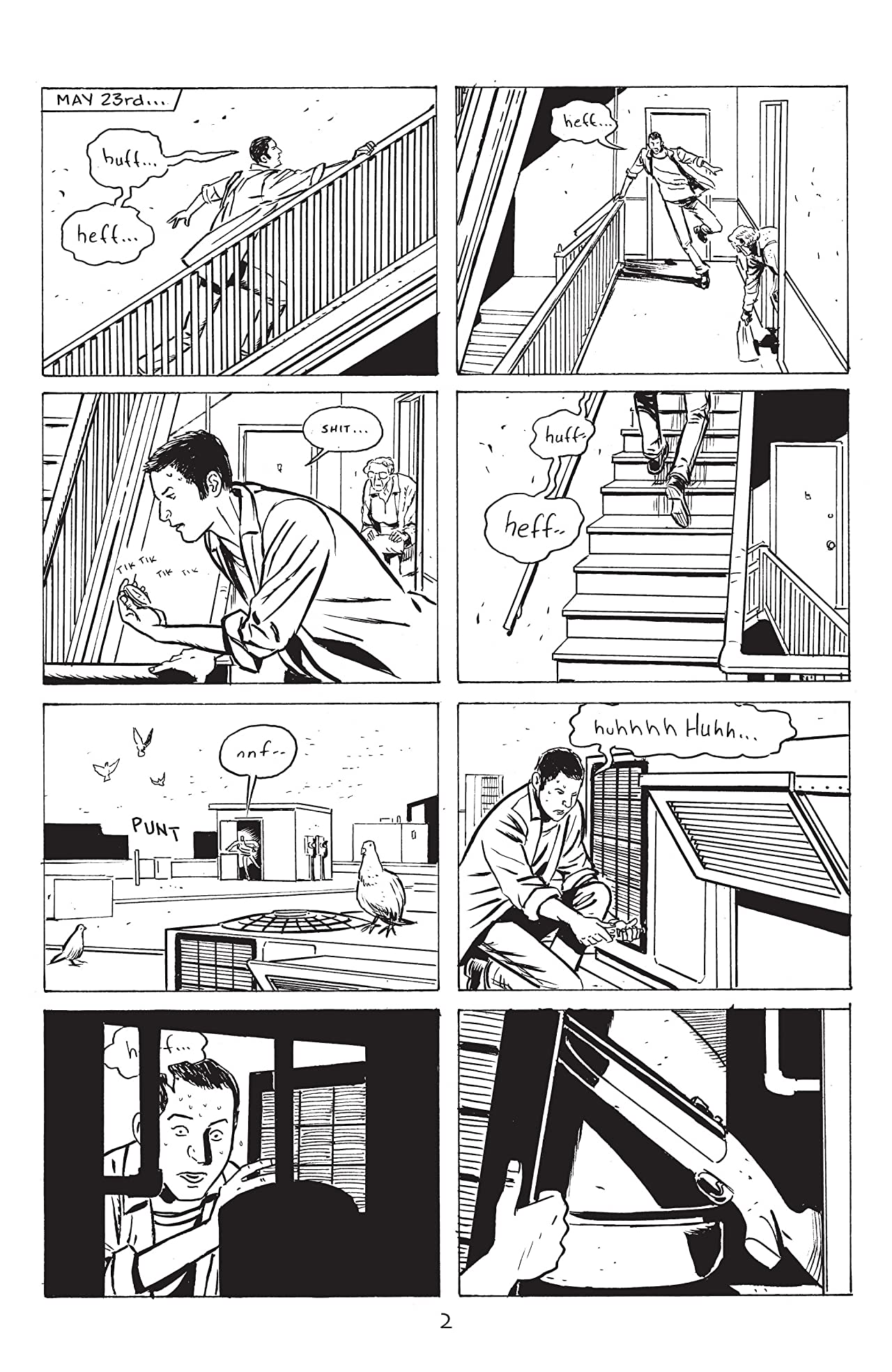 Stray Bullets: Sunshine & Roses #1