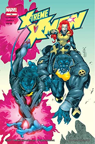 X-Treme X-Men (2001-2003) #18