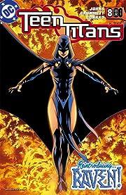 Teen Titans (2003-2011) #8