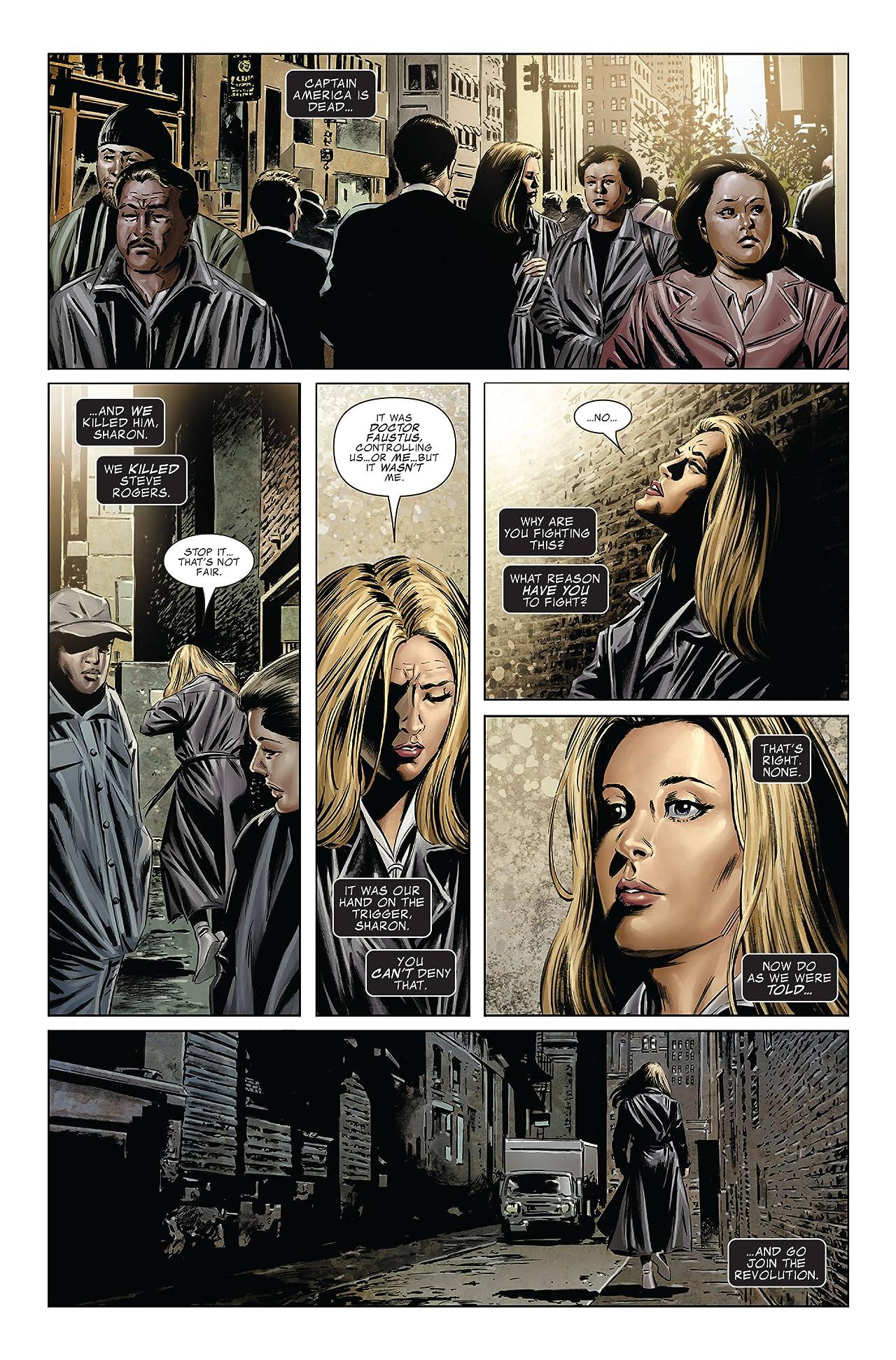 Captain America (2004-2011) #31