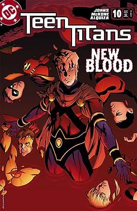 Teen Titans (2003-2011) #10