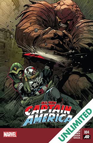 All-New Captain America (2014-2015) #4