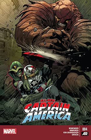 All-New Captain America (2014-2015) No.4